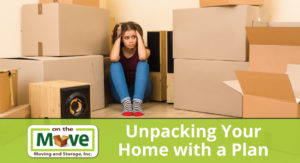 After the Move: Stress-free Strategies for Unpacking