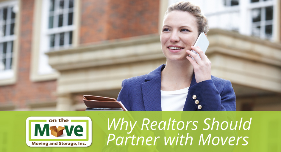 Why Realtors Should Partner with Movers