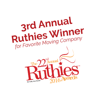 3rd Annual Ruthies Winner