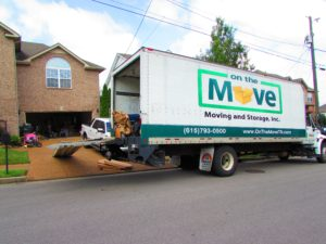 How Long Has On The Move Been in Murfreesboro?