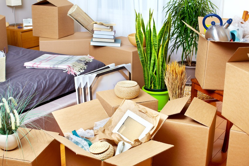 How to Declutter Before You Move