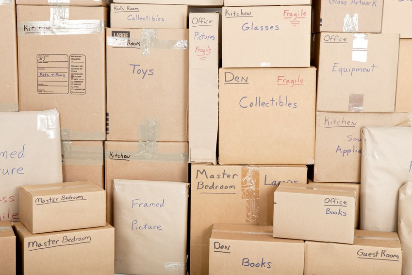 How to Get Organized Before Moving