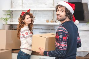 Tips And Tricks To Make Your Holiday Move As Holly Jolly As Possible